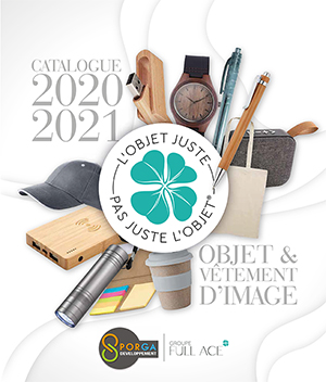 Catalogue Sporga 2020